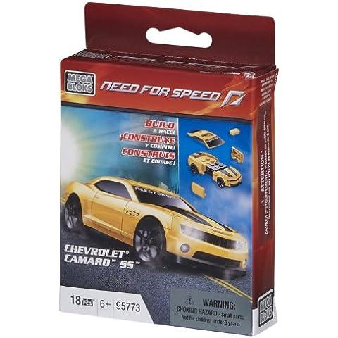 Mega Blocks Need For Speed-Macchine Chevrolet Camaro