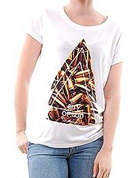 Eleven Paris Onze femmes de Dieu T-shirt blanc Taille S
