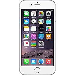 Apple iPhone 6 Smartphone débloqué 4G (Ecran : 4.7 pouces - 16 Go - iOS 8) Argent