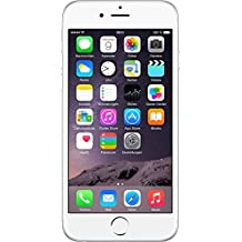 "Apple iPhone 6 - Smartphone libre iOS (pantalla 4.7"", cámara 8 Mp, 16 GB, Dual-Core 1.4 GHz, 1 GB RAM), plata"