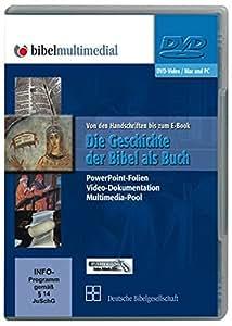 Die Geschichte der Bibel als Buch, DVD