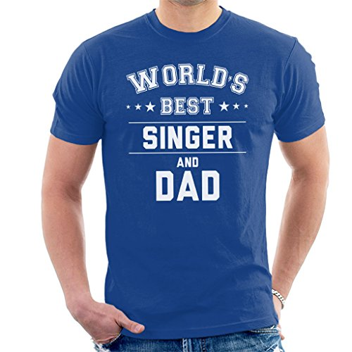 nger and Dad Men's T-Shirt (Programme De Karaoke)