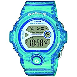 Casio Baby-G – Damen-Armbanduhr mit Digital-Display und Resin-Armband – BG-6903-2BER