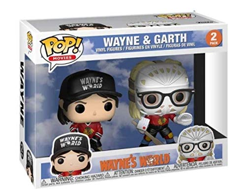 Funko POP Movies Wayne's World 2pack - Wayne & Garth