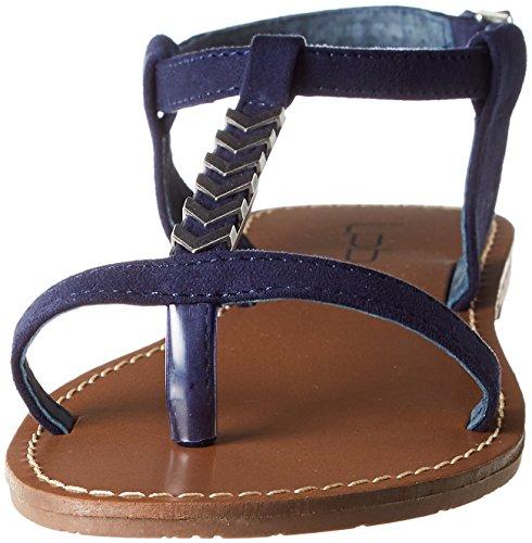 Les Ptites Bombes Damen Petunia Slingback Sandalen Blau (Bleu)
