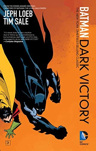 Batman: Dark Victory (new edition) by Loeb, Jeph (2014) Paperback