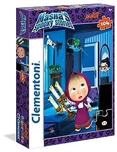 Clementoni 23711-Puzzle Masha