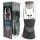 Packnbuy Wine Aerator Breather Magic Decanter Essential With Filter, Bag And Cup With Premium Retail Packing For Gifting