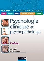 Manuel visuel de psychologie clinique et psychopathologie - 2ème édition