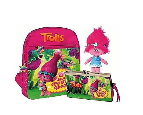 Set Regalo Poppy TROLLS