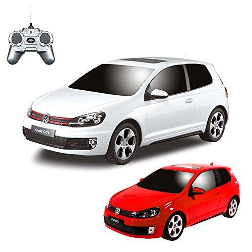VW Golf GTI–voiture de RC Licence téléguidé au design original de Volkswagen Modèle de voiture Ready To Drive, voiture avec télécommande