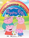 #9: Peppa Pig Coloring Book
