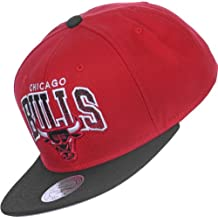 Amazon.es  gorras planas chicago bulls - Mitchell   Ness 20def7229c1