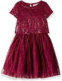 RED WAGON Girl's Sequin Dress