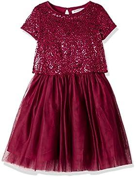 RED WAGON Mädchen Pailletten-Kleid