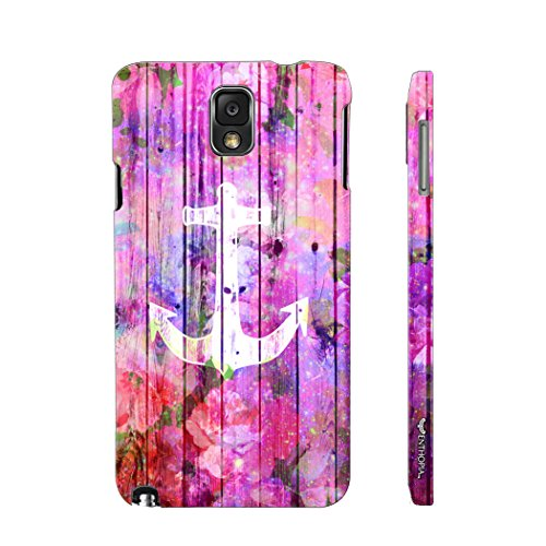 Enthopia Designer Hardshell Case Anchor Art 2 Back Cover for Samsung Galaxy Note 3  available at amazon for Rs.95