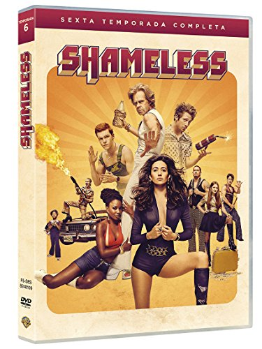 shameless-temporada-6-dvd