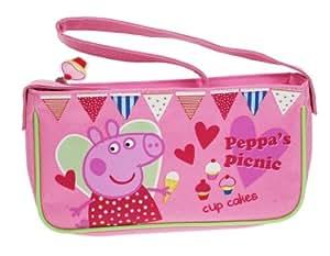 Trade Mark Collections Peppa Pig Picnic Handbag (Pink)