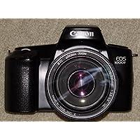 FOTOTECHNIK by LLL Cámara Réflex Canon EOS 1000F–SLR Camera Incl. Lente–Sigma Zoom 1: 3.8–5.6F = 28–200mm de Diámetro 72+ Filtro Hama UV 300* * Técnica–Geprüft Funciona * *