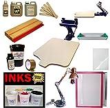 SIEBDRUCK Kit One Farbe Large Kit 1Farbe wasserbasiertes Kit