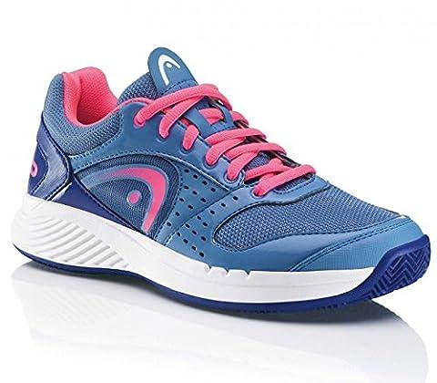 Head - Sprint Team Clay women's tennis shoes (blue/pink) -