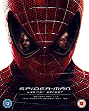 Amazing, The (2002) 2 (2004) / Spider-Man 3 (2007) -Set [Blu-Ray + Digital] [Import]