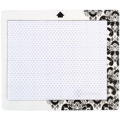 Silhouette Cutting Mat pour Media Stamp - Tapis de Coupe spécial matière pour Tampon Caméo Port