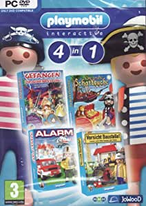 Playmobile Interactice 4 in 1