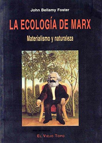 La ecología de Marx: Materialismo y naturaleza