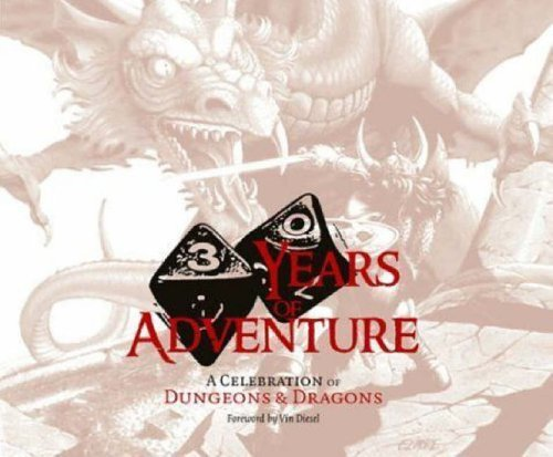 30 Years of Adventure (Dungeons & Dragons) by Vin Diesel (2004-11-01) par Vin Diesel