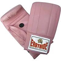 Eastside–Set da allenamento boxe in pelle guanto guanto in stile tradizionale - Batting Guanto Set