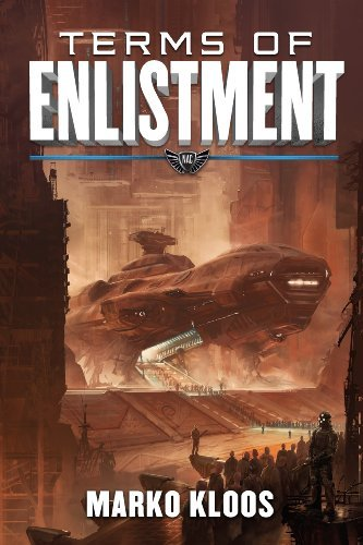 Terms of Enlistment (Frontlines Book 1) (English Edition) por Marko Kloos
