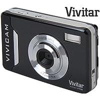 Appareil photo numerique compact Vivitar ViviCam T036 de 12 megapixels (noir)