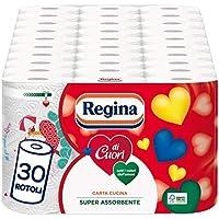 buona qualità data di rilascio prezzi incredibili REGINA - Rotoli di carta da cucina, carta igienica e ... - Amazon.it