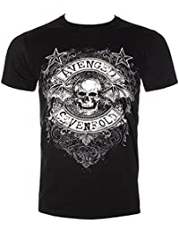 Avenged Sevenfold T-shirt - Stars Flourish