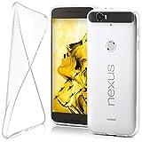 Huawei Nexus 6P Hülle Silikon Transparent Klar [OneFlow
