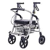 Best Noté fauteuils roulants - NQFL Chariots De Magasinage Vieux Chariot D'achat Vieil Review
