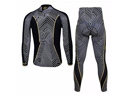 6e88dd82e49caf Dvfgsxxht Cravate Homme Mens Outdoor Sportswear Respirant Manches Courtes  Cycling Suit Jersey XL Attacher (Couleur