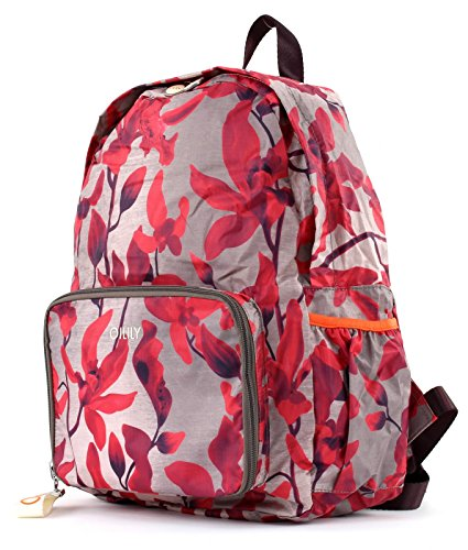 Oilily - Enjoy Backpack Lvz, Zaini Donna Rosso (Dark Red)