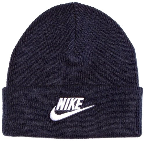 Nike Jnr Unisex Basic Logo Cappello Taglia XS/S, colore: blu