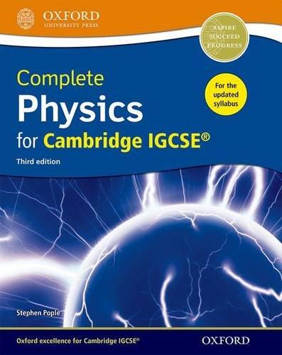 Complete physics IGCSE 2017. Student's book. Per le Scuole superiori. Con espansione online. Con CD-ROM