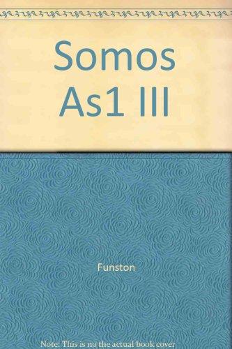 Somos As1 III por Funston