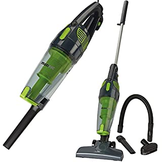 Maxi Vac Handheld Stick Vac Vacuum Cleaner Bagless Upright 2 in 1 800W with HEPA Filtration & Crevice Tool, B Energy Rating, 2 Year Warranty