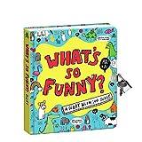 Peaceable Kingdom ¿Qué es tan gracioso? X6.25 llave diario con chistes y pluma...