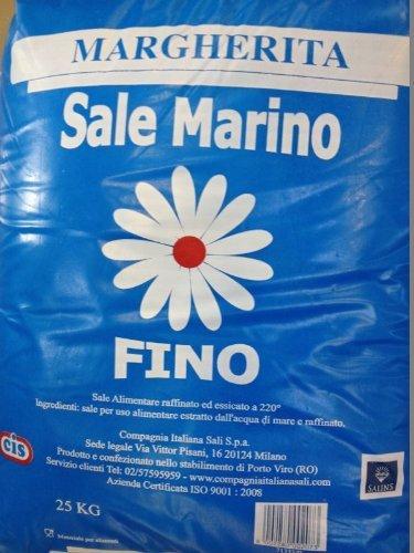 feines meersalz Sale Marino - Meersalz fein 25kg