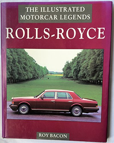 Descargar Libro Rolls-Royce: Illustrated Motorcar Legend de Roy H. Bacon