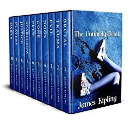 The Untimely Death Box Set (English Edition) di [Kipling, James]