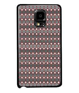 PrintVisa Designer Back Case Cover for Samsung Galaxy Note Edge :: Samsung Galaxy Note Edge N915Fy N915A N915T N915K/N915L/N915S N915G N915D (Abstract Art Blend Element Composition Creative Beautiful Decorative)