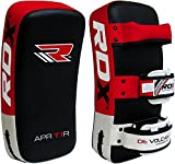 RDX MMA Strike Shield Curved Training Thai Pad Kick Focus Target Boxing Punching Mitts (THIS IS SOLD AS SINGLE ITEM)