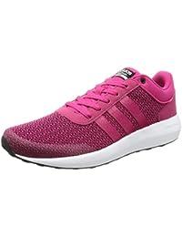 adidas Damen Cloudfoam Race W Sneaker Low Hals Pink (Rosfue/Rosfue/Ftwbla) 39 EU